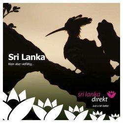 Sri Lanka direkt Broschüre