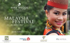 Malaysia Festival 12-31 Marz 2017